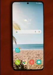 Samsung galaxy s21ultra 512 gb 5g preto ,completo até 12x no cartao