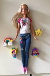 Boneca Barbie Profissão
