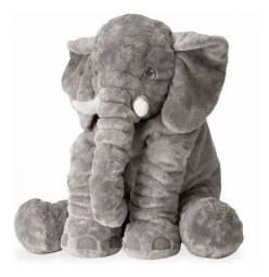 Título do anúncio: Almofada Travesseiro Elefante De Pelúcia