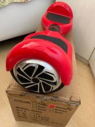 Hoverboard 6,5 vermelho