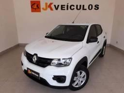 Título do anúncio: Renault KWID ZEN 1.0 MECANICO _4P_