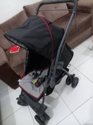 Carrinho de Bebê Milano Reversível Ii Galzerano