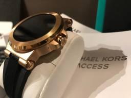 Smart watch Michael Kors - Dylan / Gold / Android Wear / Funciona no Iphone / Troco