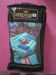 LUVA ZERO 8 GOALKEEPING POWER ATLANTIS 3D