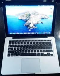 Macbook Pro. Intel i5. Mem. 10 GB. SSD 240 GB. Aceito Cartão