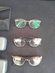 Título do anúncio: óculos semi novo
