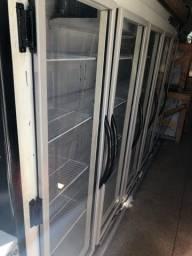 Expositor 5 portas Refrimate ( Usada)