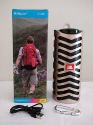 Caixa De Som Gibox G008 Wireless Speaker Jbl 1. linha Wpp: *