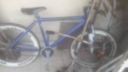 Vendo vicicleta com rodas vmax