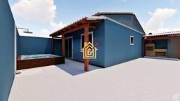 AL-CA0107 Linda casa com 2 quartos em Unamar-Cabo Frio