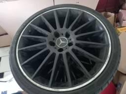 Roda aro 19 Mercedes AMG