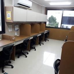 Alugo escritório compartilhado Coworking na Taquara Jacarepaguá 399/mes