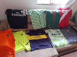 Desapegando lote de camisas G R$220