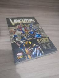 Os novos Vingadores : O cerco