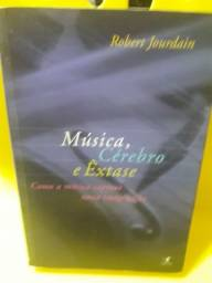 Música, cérebro e extase_robert jourdain R$ 120,00