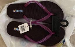 Sandália tamanco Olinda tamanho 35/36
