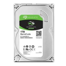 HD Seagate Barracuda 1TB 3.5 Sata 3 6GB/S *Nota Fiscal *Garantia 2 Anos *Lacrado