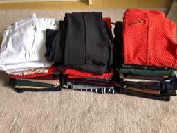 Lotes calças femininas