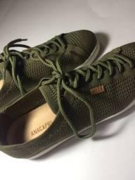 Sapatos semi novos N38