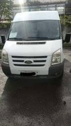 Ford transit (furgão) 2011