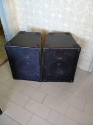 Mesa de som,Amplificador e caixas codc30