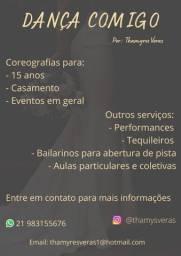 Título do anúncio: Coreógrafa / Professora de dança