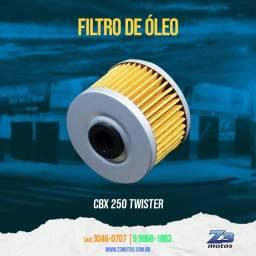 Filtro óleo Twister
