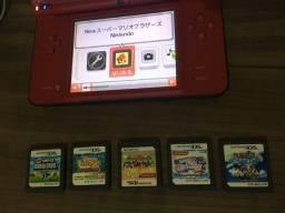 Nintendo DSI XL Japonês