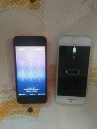 IPhones 5c e 5s bloqueados