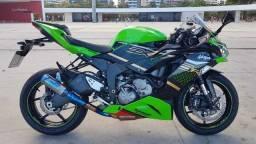 Título do anúncio: Escapamento Esportivo Titânio GP Lougan Rs Kawasaki ZX6R 636