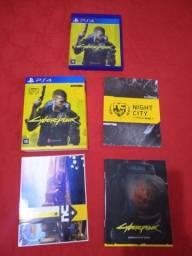Vendo jogo cyber punk PS4