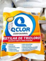 Título do anúncio: Pastilha de cloro para tratamento de água.