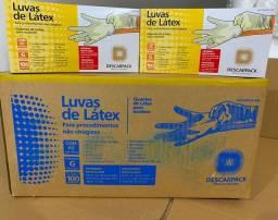 LUVA PROCEDIMENTO DE LATEX G - DESCARPACK