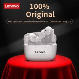 Fone Lenovo XT90 Wireless Earphone Bluetooth 5.0 - Original