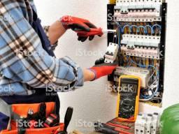 Eletricista aliandro 24 horas