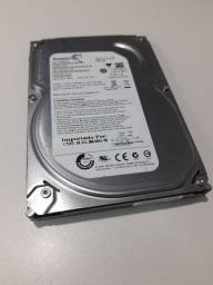 HD Seagate 500gb de PC semi novo