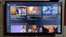 Tv smath Samsung 32 polegadas