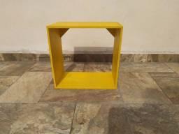 Nicho 25 X 15cm amarelo
