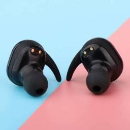 Fone de ouvido sem fio TWS 5.0 Airdots Airpods