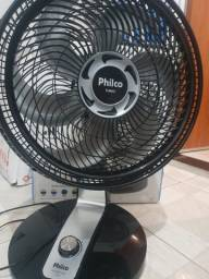 Ventilador Philco Turbo Preto - 40CM