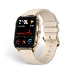 Relogio Smartwatch Xiaomi Amazfit GTS A1914 - Dourado