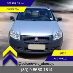 Vende-se Fiat Strada Working 1.4 Flex CS ano 2013 completa