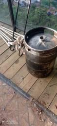 Boiler, serpentina fogão a lenha