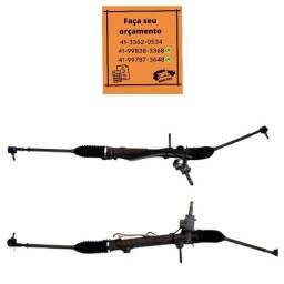 Título do anúncio: Caixa de direção Fox Gol Palio Vectra Sandero Peugeot Usado sucata