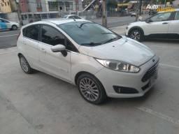 Fiesta titanium automático 2014 extra!!