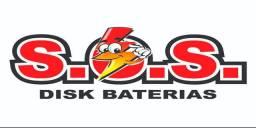 Baterias / Entrega e Instalação GRATIS
