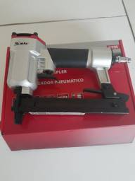 Grampeador pneumatico MTX novo