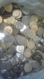 moedas antigas 1970 a1990 ,1150 moedas