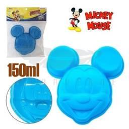 Título do anúncio:  Forma silicone bolo Mickey ou Minie 250ml 17cm DYH-372