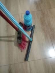 Limpeza os obras em casas predios apartamentos